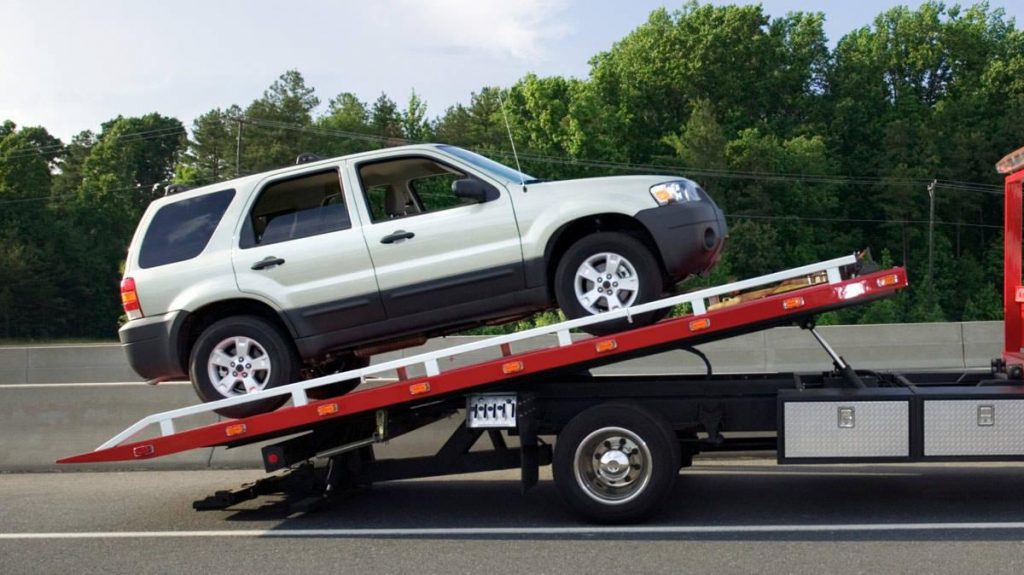 DWI Vehicle Seizure