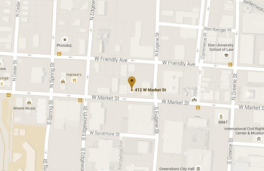 Greensboro-Map | Dummit Fradin
