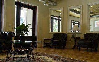 Dummit Fradin Attorneys at Law Greensboro lobby