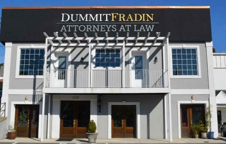 Attorneys in Winston Salem NC Dummit Fradin Attorneys at Law - Front View
