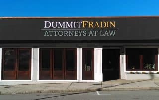 Dummit Fradin Attorneys at Law Greensboro Front